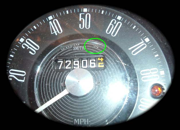 Guessworks - How to find the TPM of your speedometer